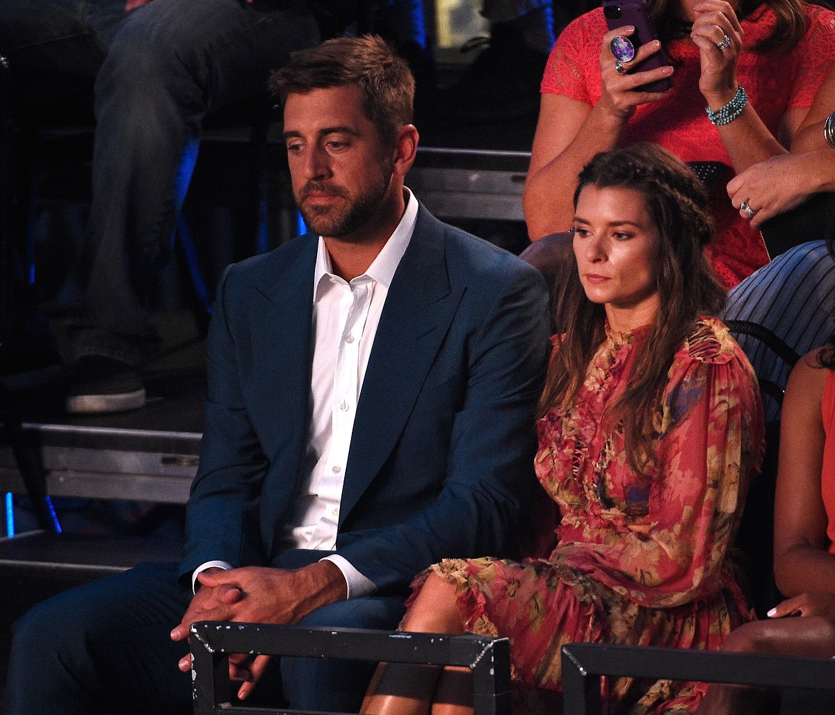 Danica Patrick Aaron Rodgers Split What Really Went Down