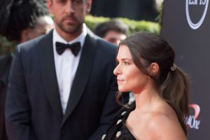 Danica Patrick Responds After Being Trolled Over Aaron Rodgers Breakup