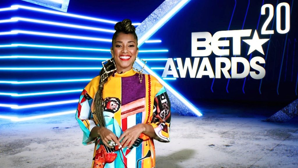 Amanda Seales former co-host of The Real