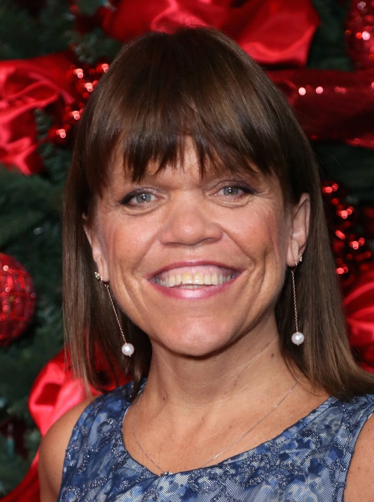 Amy Roloff from 'Little People, Big World' visits Hollywood Today
