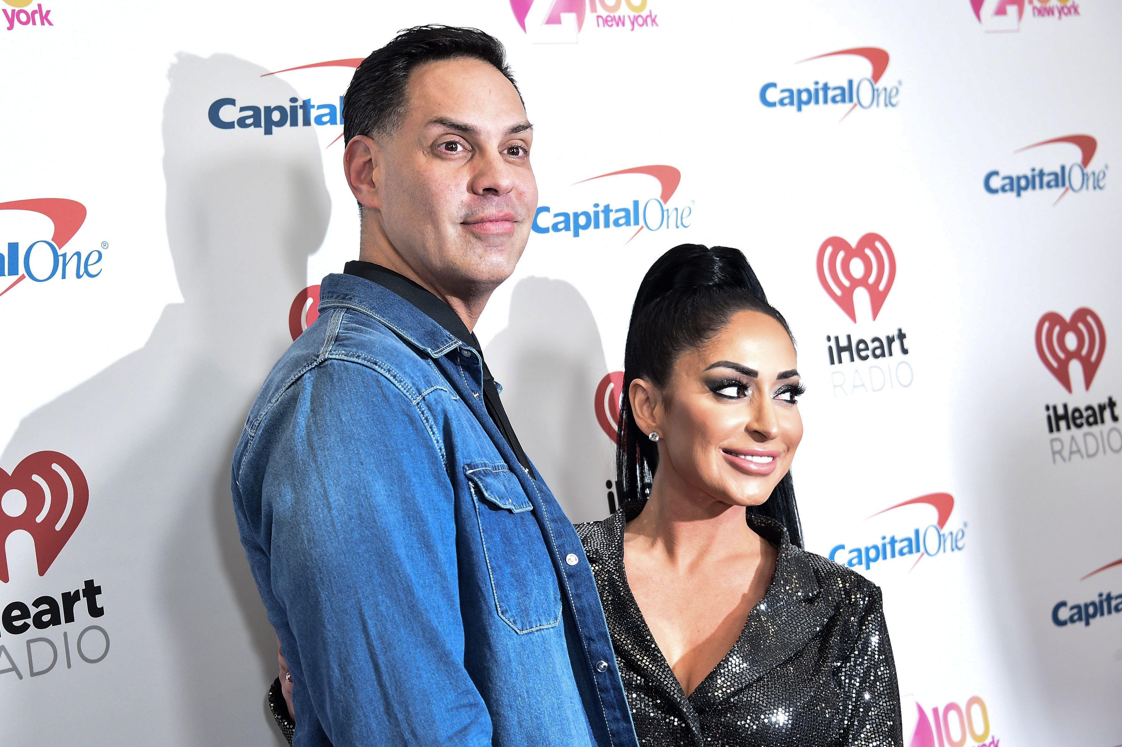 Jersey Shore': Did Angelina Pivarnick and Chris Larangeira Break Up?