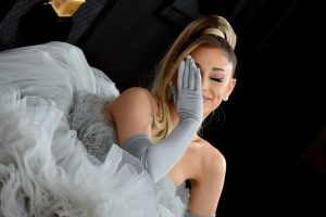 Lady Gaga Scratched Ariana Grande's Eye Filming the 'Rain on Me' Video–'I Shanked Her With My Nail'