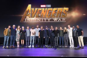 2 Marvel Cinematic Universe Stars Have Teamed Up for a New Movie