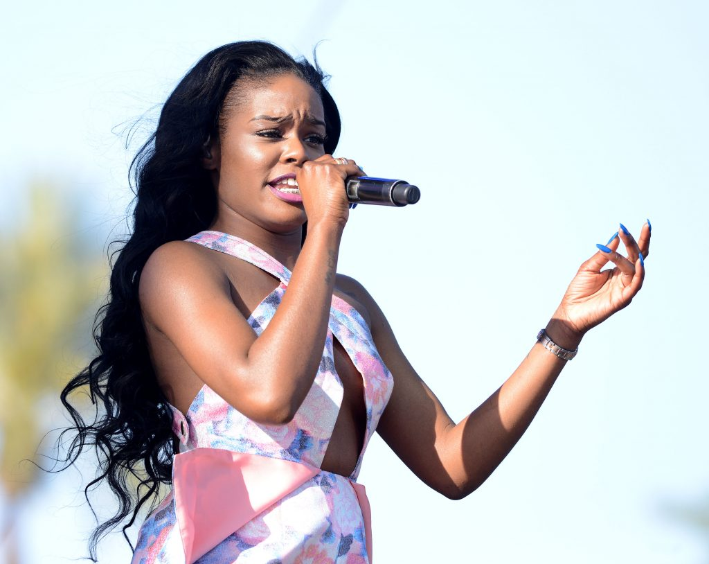 Azealia Banks Shook Fans After Posting Suicidal Messages,