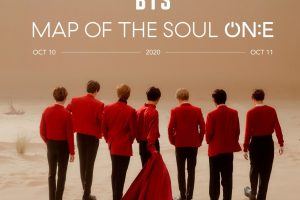 BTS Will Put on an Online and Offline Concert Called 'Map of the Soul ON:E'