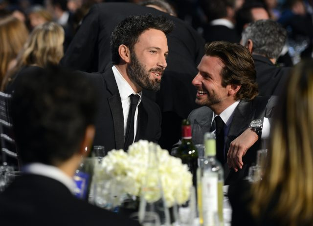 Bradley Cooper and Ben Affleck Look Like BFFs at These Awards Shows