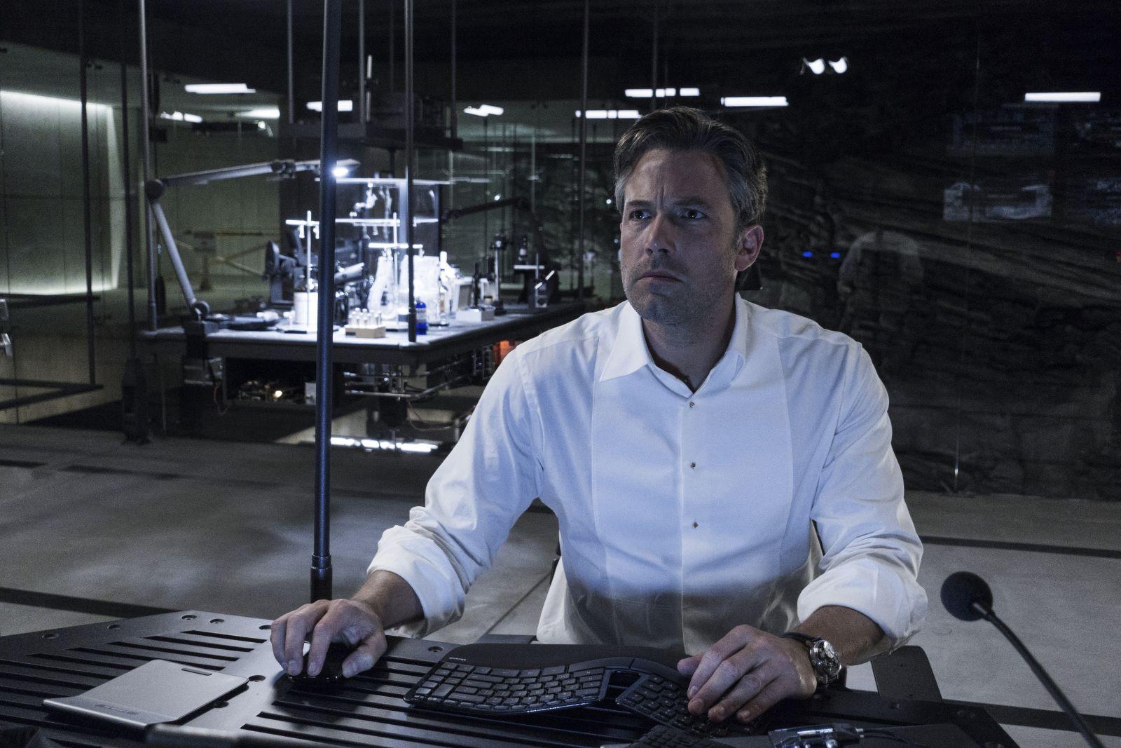 Ben Affleck in 'Batman V Superman Dawn of Justice'