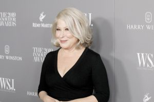 Bette Midler Says Filming Pandemic Special 'Coastal Elites' Made Her 'Paranoid'
