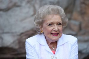 Betty White Says There are Benefits to Aging