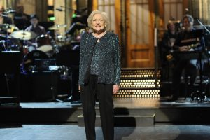 Betty White Panicked About This 'Saturday Night Live' Practice