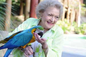 Betty White Revealed 6 Things About Her Health