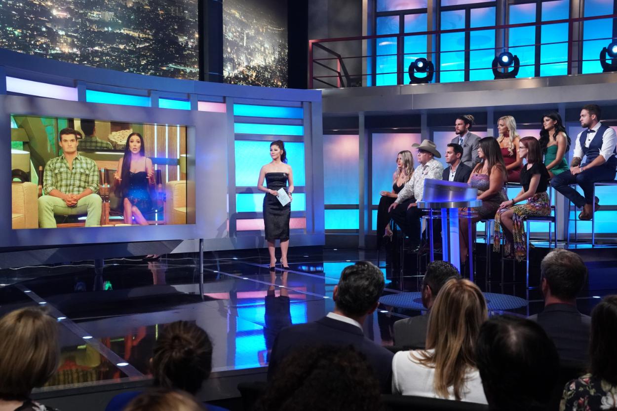 Host Julie Chen Moonves on Big Brother 21 finale