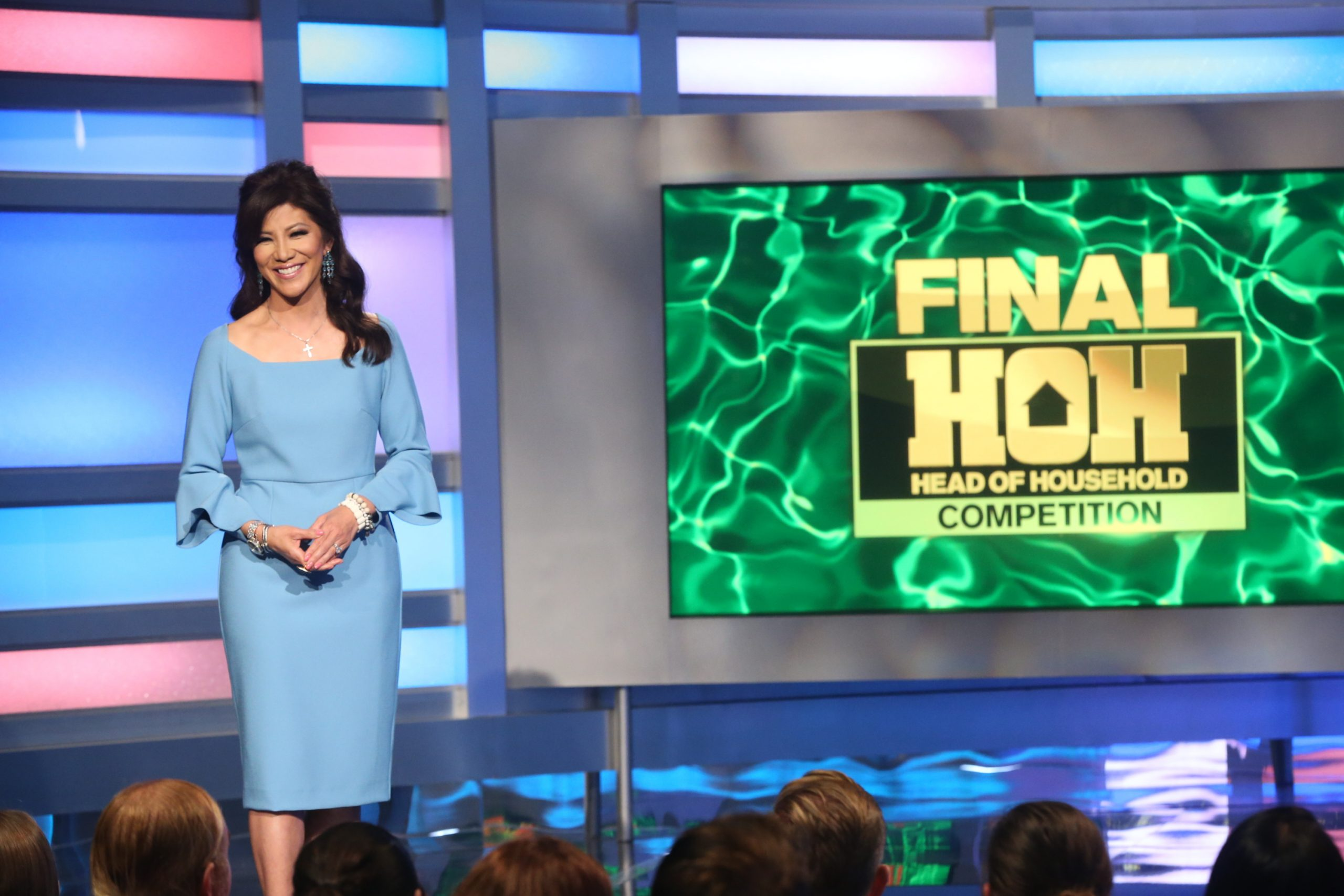 Host Julie Chen Moonves on Big Brother