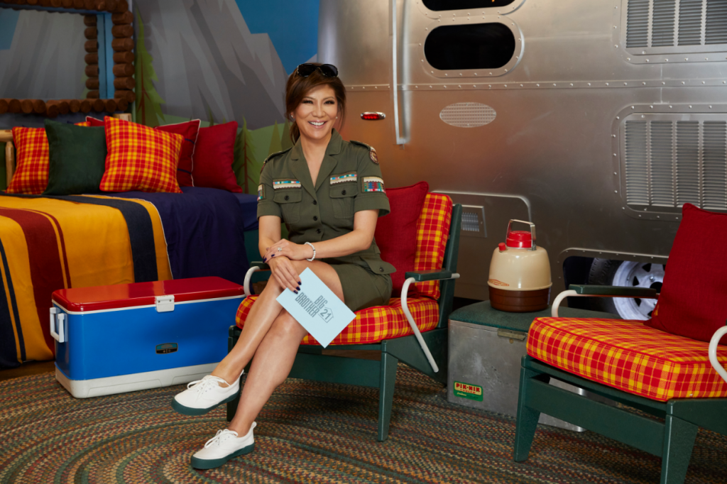 Julie Chen Moonves, host of Big Brother