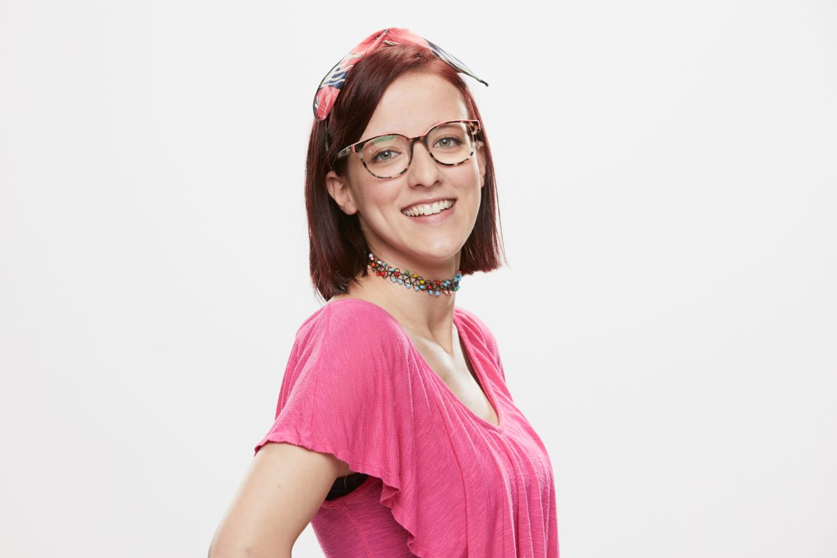 Nicole Anthony, houseguest on the CBS series Big Brother