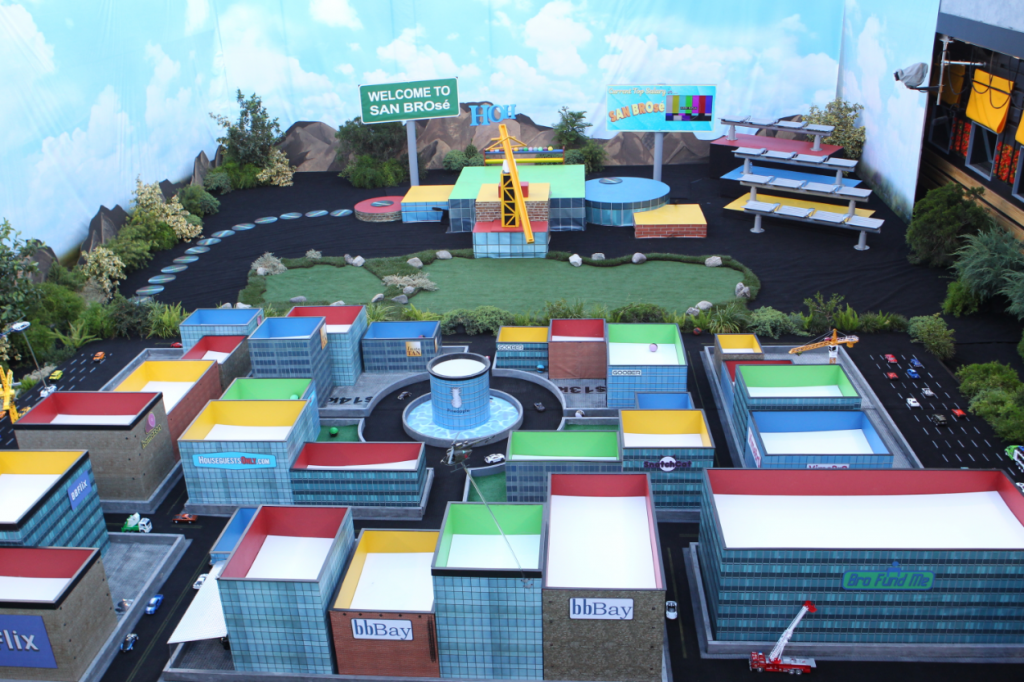 HOH competition - Land A Job on Big Brother's first live eviction