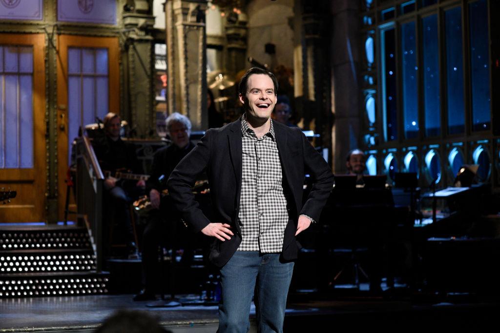 Bill Hader on Saturday Night Live