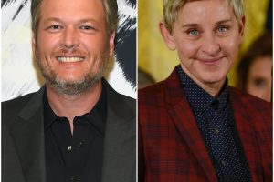 Blake Shelton Called Out Ellen DeGeneres on Her Show for Giving Him a Gift and Apparently Taking It Back