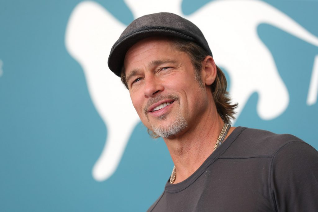 Brad Pitt attends 'Ad Astra' photocall during the 76th Venice Film Festival