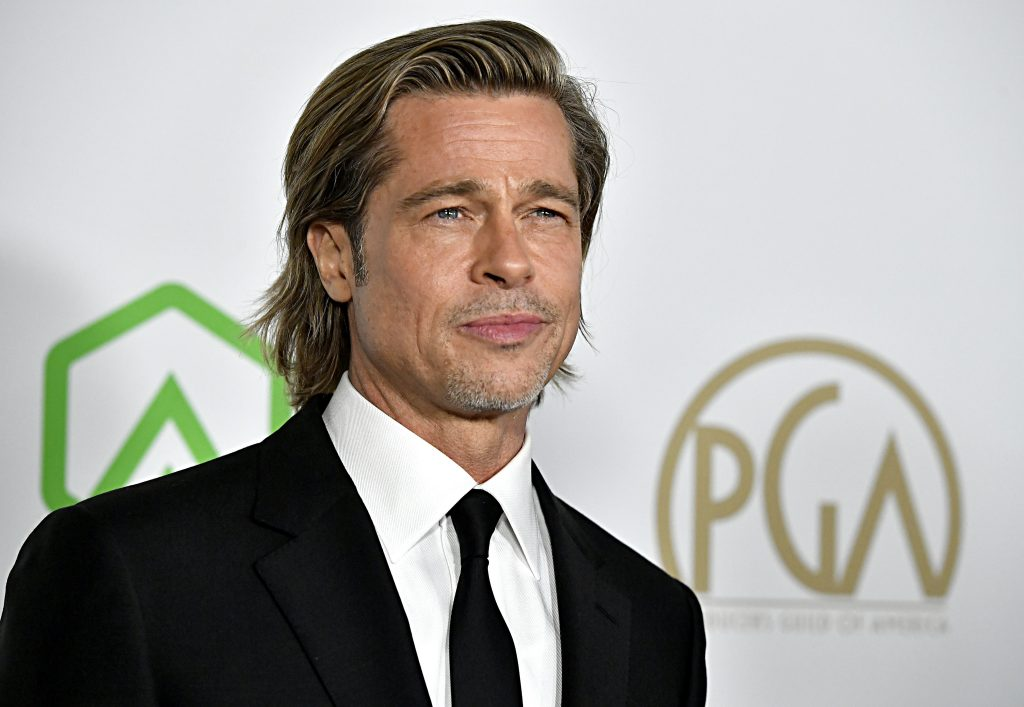 Brad Pitt attends the 31st Annual Producers Guild Awards