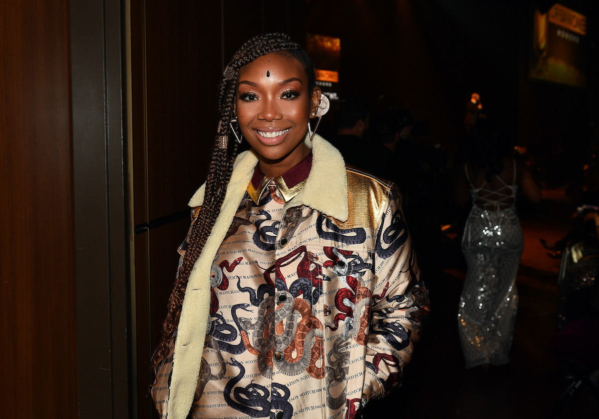 Brandy at the 2019 Urban One Honors