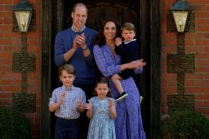 Kate Middleton Just Took Her Kids on the Sweetest Day Trip