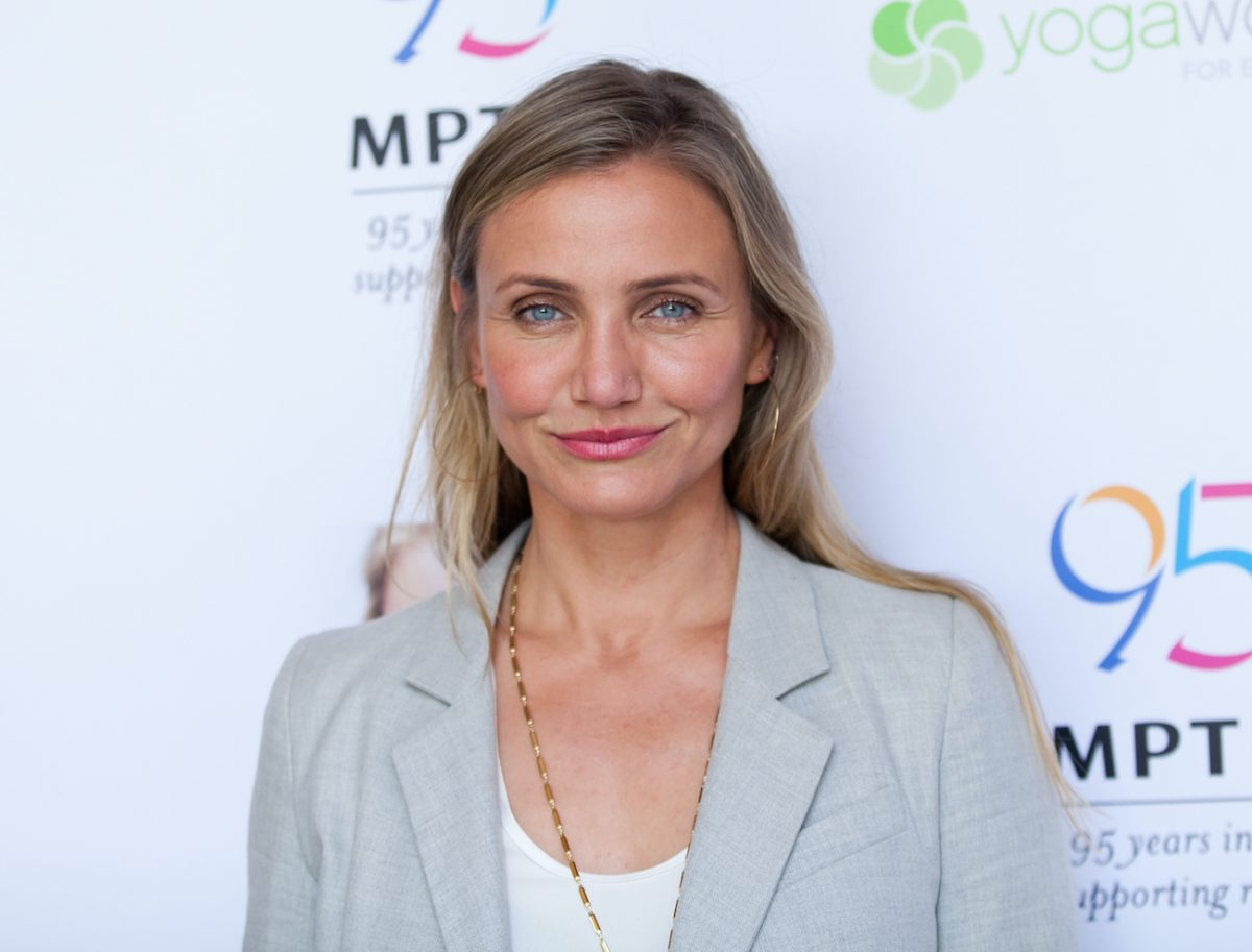 Cameron Diaz attends MPTF Celebration for Health and Fitness