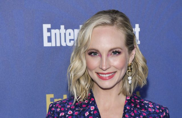 'The Vampire Diaries' Alum Candice King Just Shared an Adorable Maternity Photo