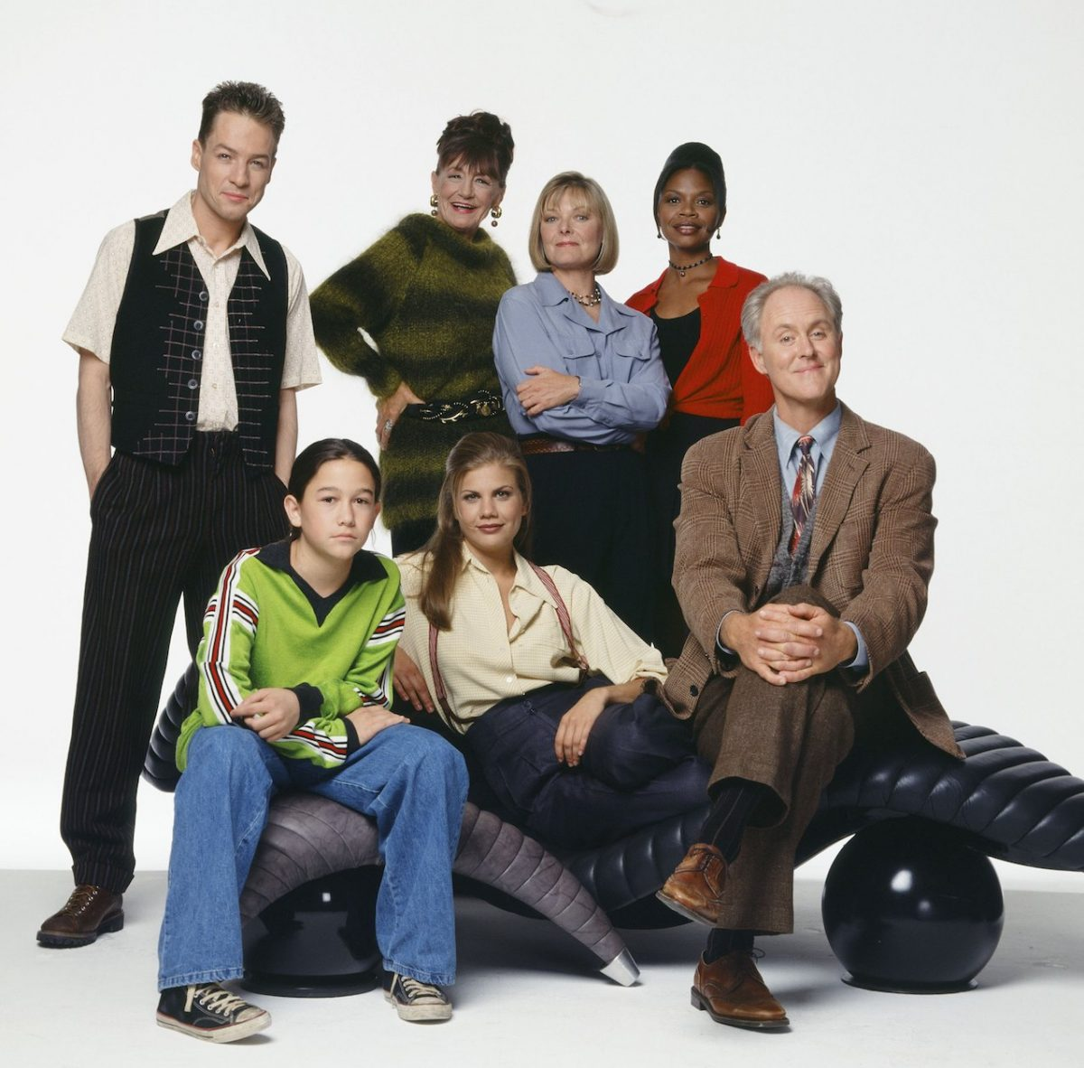 Cast of '3rd Rock from the Sun'