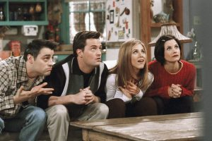 'Friends': Jennifer Aniston, Courtney Cox, and Lead Cast Hated the Theme Song