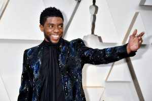 What Chadwick Boseman's Brothers Taught Him, According To the Black Panther Himself