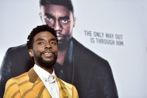 'Black Panther' Fans Once Interrupted Chadwick Boseman on the Set of His Next Movie