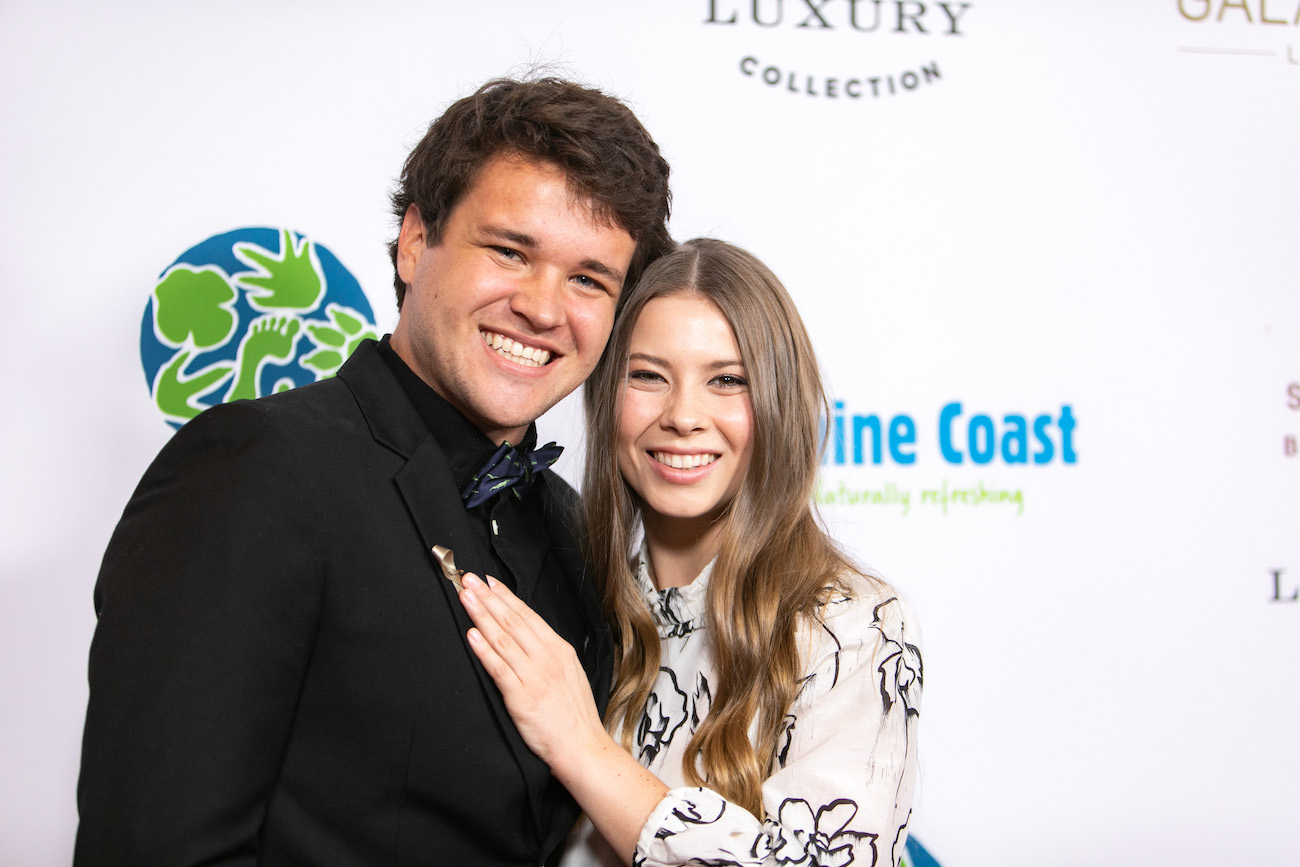 The adorable way Bindi Irwin announced her pregnancy