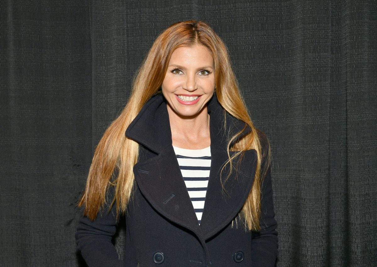 Charisma Carpenter at 2019 New York Comic Con