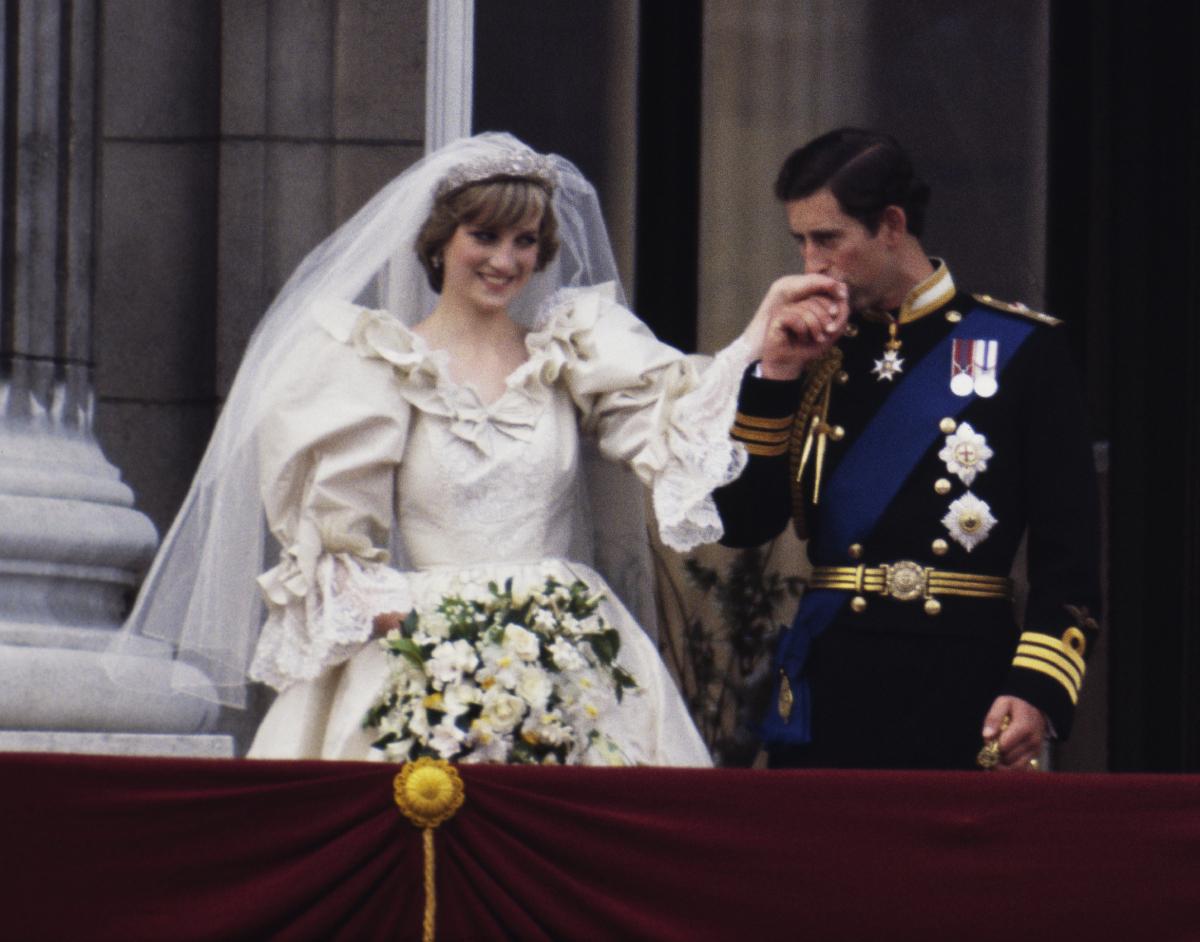 Charles Diana wedding