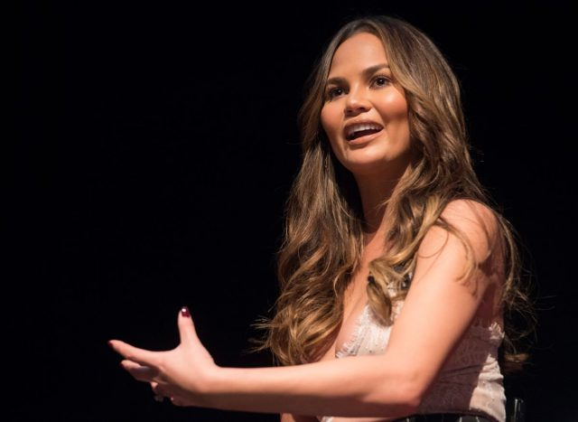 Fans Slam Chrissy Teigen for Violating Goya Brand Boycott With Beans Photo on Instagram