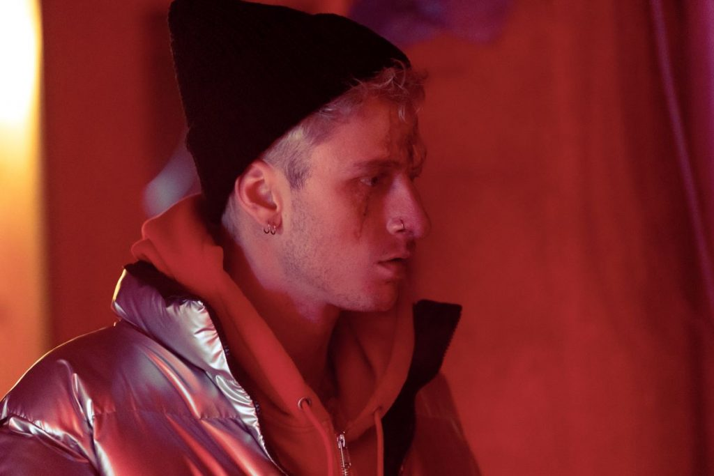 Colson Baker in 'Project Power'