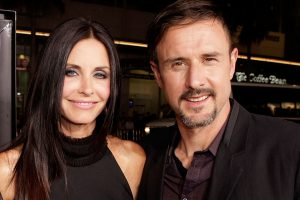 'Scream 5': How David Arquette Feels About Reuniting With Ex-Wife Courteney Cox on the Movie