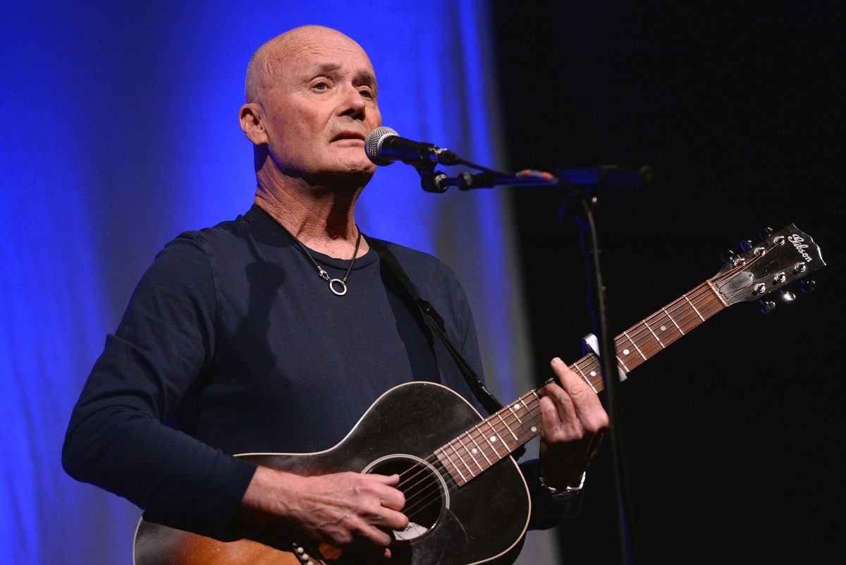 Creed Bratton singing