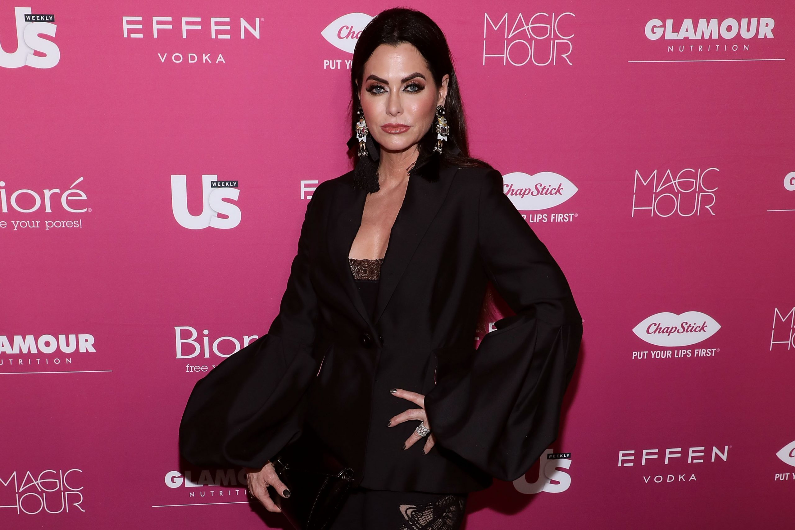 D'Andra Simmons attends the 2018 US Weekly Most Stylish New Yorkers