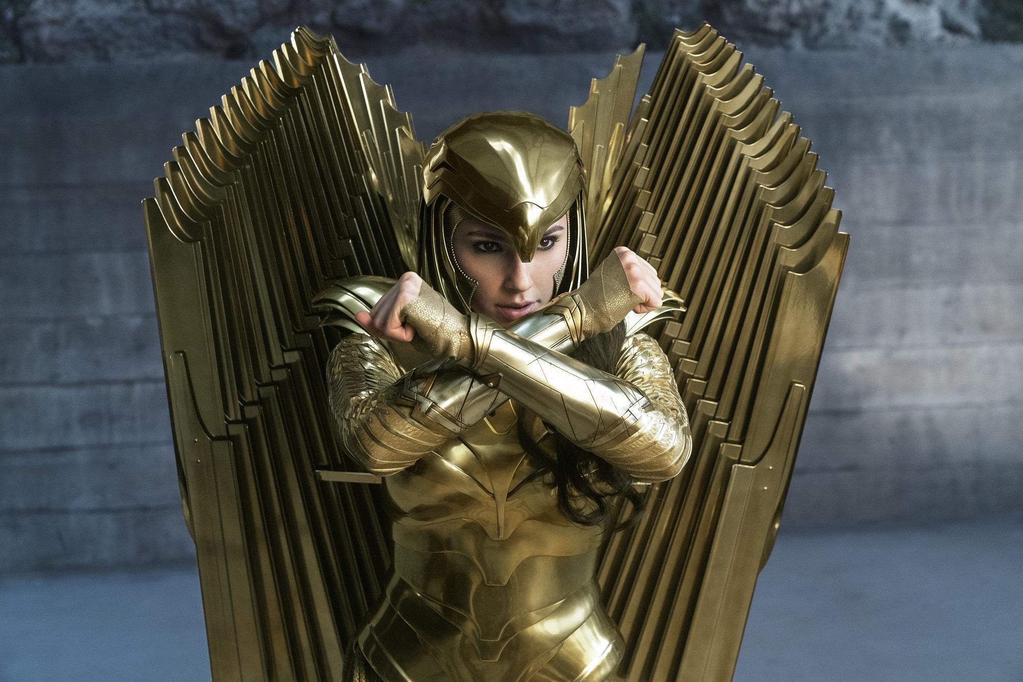 DC Fandome Wonder Woman 1984