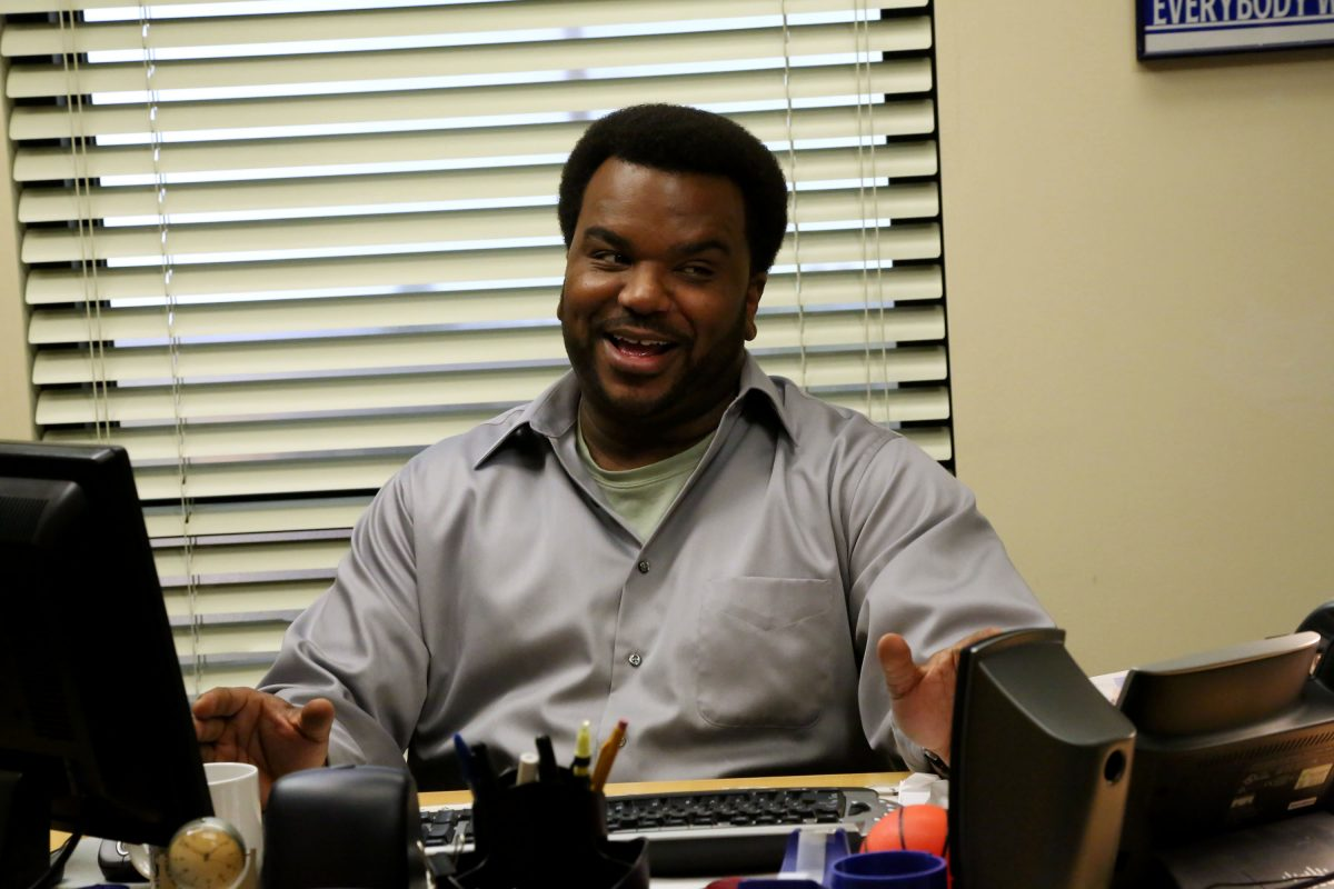 Craig Robinson as Darryl in 'The Office'