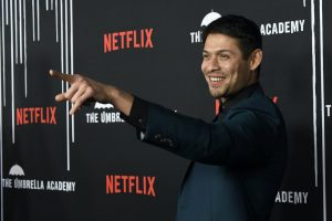 Would David Castañeda Choose to Be Part of 'The Umbrella Academy' in Real Life?