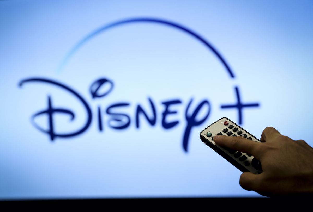 The Disney+ logo