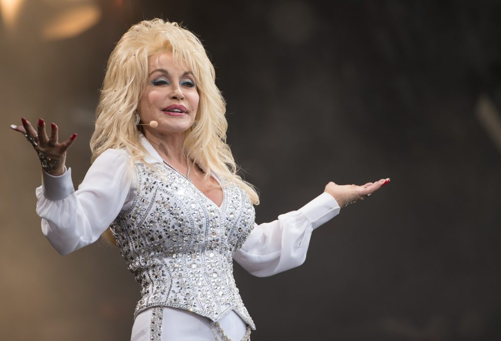 Dolly Parton Has the Best Reason for Never Doing This Before Bed