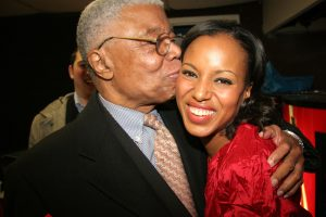 Instagram Can't Get Enough of Kerry Washington's Dad in a Priceless Video Post