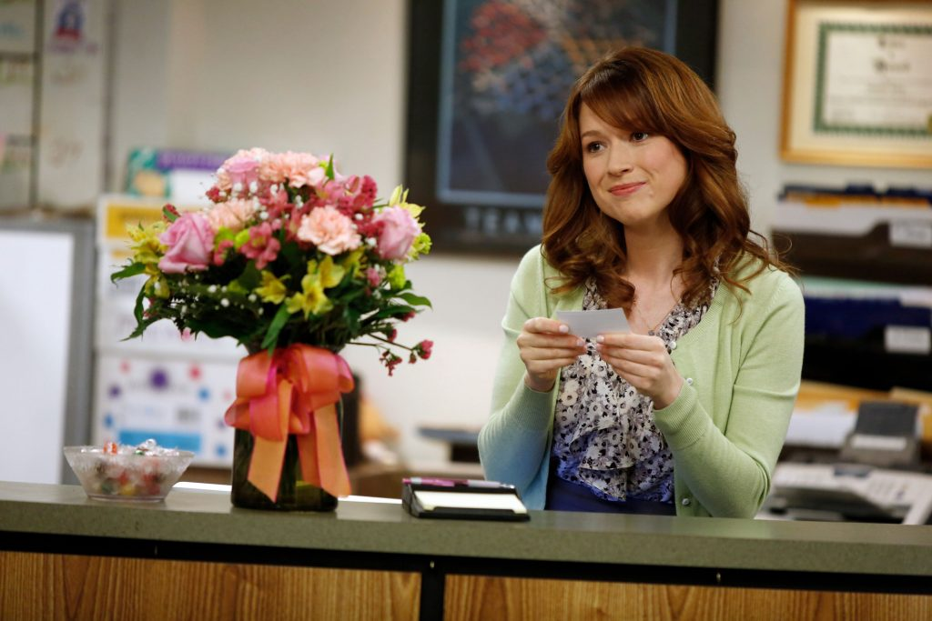 Ellie Kemper as Erin Hannon