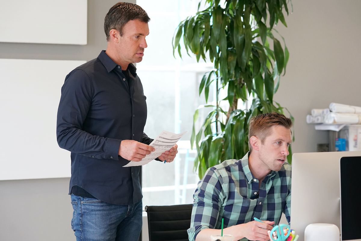 Jeff Lewis, Gage Edward from 'Flipping Out'