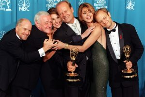 'Frasier': Kelsey Grammer and David Hyde Pierce Refer to Their TV Dad in the Sweetest Way