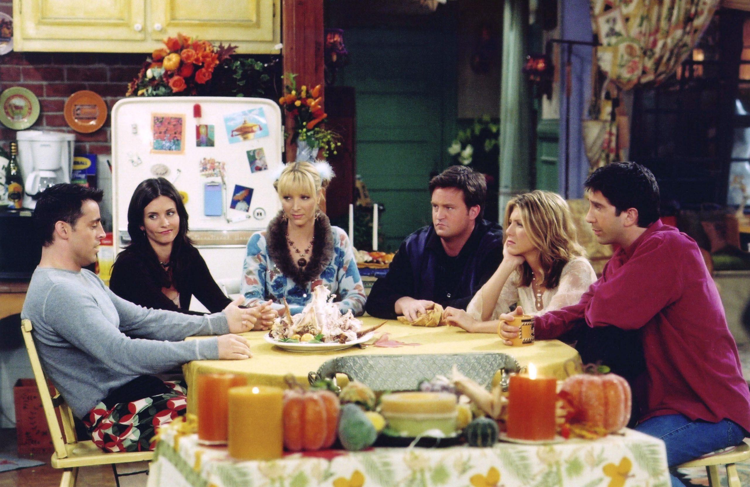 8 Things That Make No Sense About 'Friends'